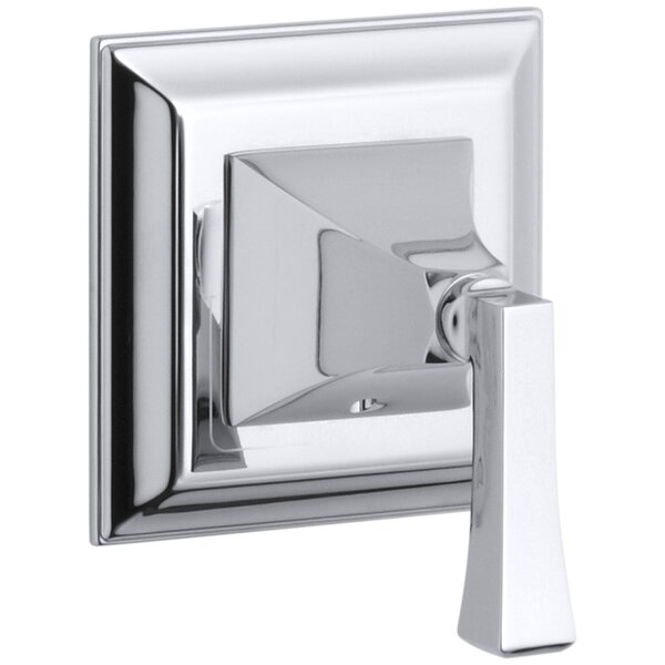 Memoirs Stately Valve Trim with Deco Lever Handle for Volume Control Valve by Kohler