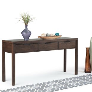Mcadams Wide Console Table