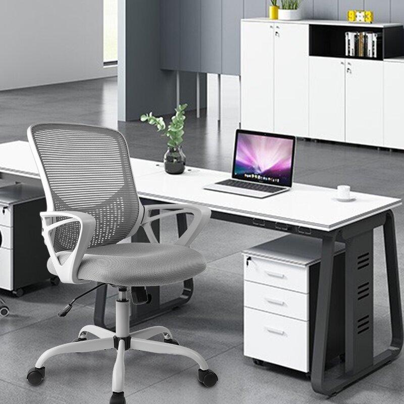 Latitude Run Office Chair, Ergonomic Desk Chair Computer