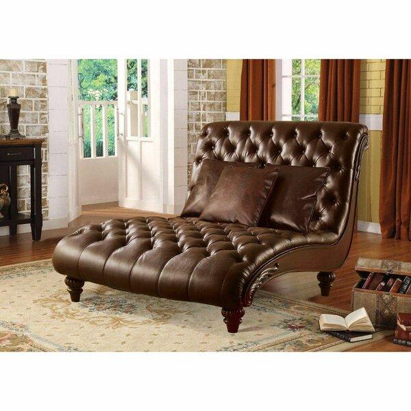 Vanderhoof Chaise Lounge By Canora Grey