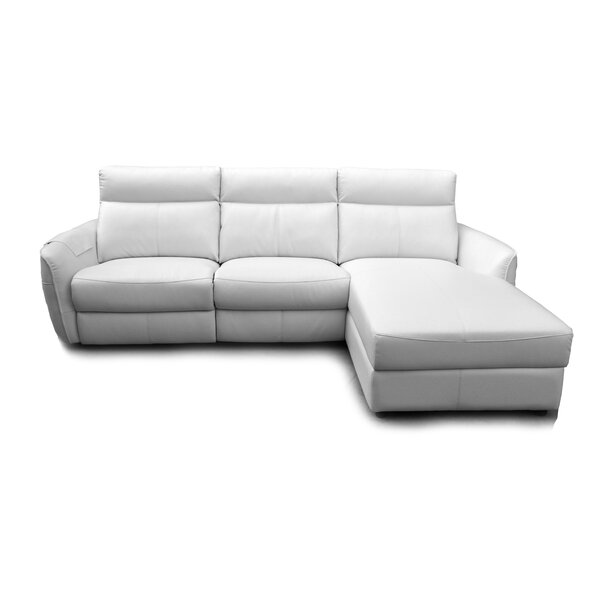 Engles Reclining Sectional By Ebern Designs Read Reviews