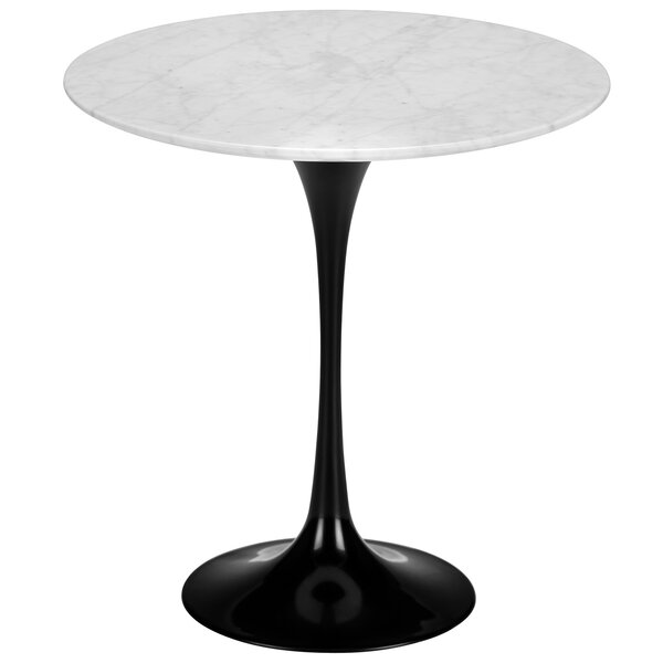 Grove City Marble End Table By Latitude Run