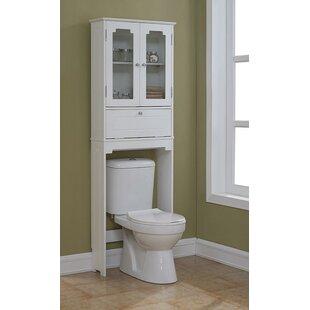 23 62 W X 64 12 H Over The Toilet Storage