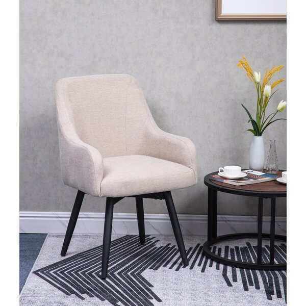 Jessup Upholstered Dining Chair (Set of 2) by George Oliver