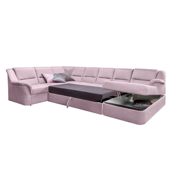 Apgar Sleeper Sectional by Brayden Studio