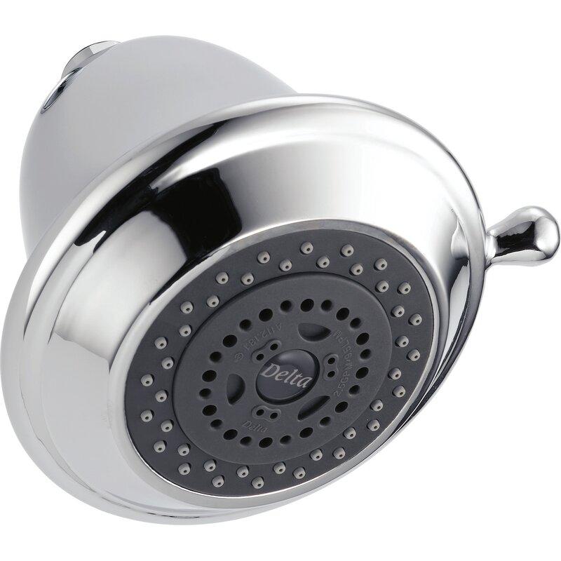 Delta Universal Showering Components 2.0 GPM Shower Head | Wayfair