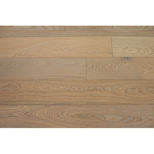 Bergen 7-1/2 Engineered Oak Hardwood Flooring in Natural by Branton Flooring Collection