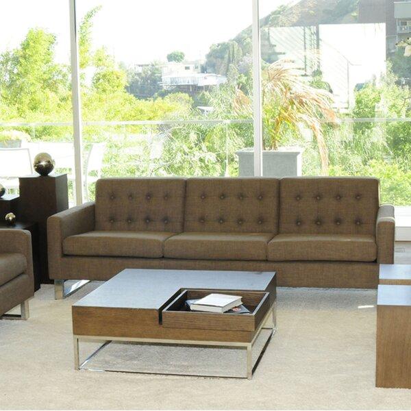 Sloan Modern Sofa by Orren Ellis