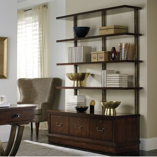 Reviews Palisade Etagere Bookcase By Hooker Furniture