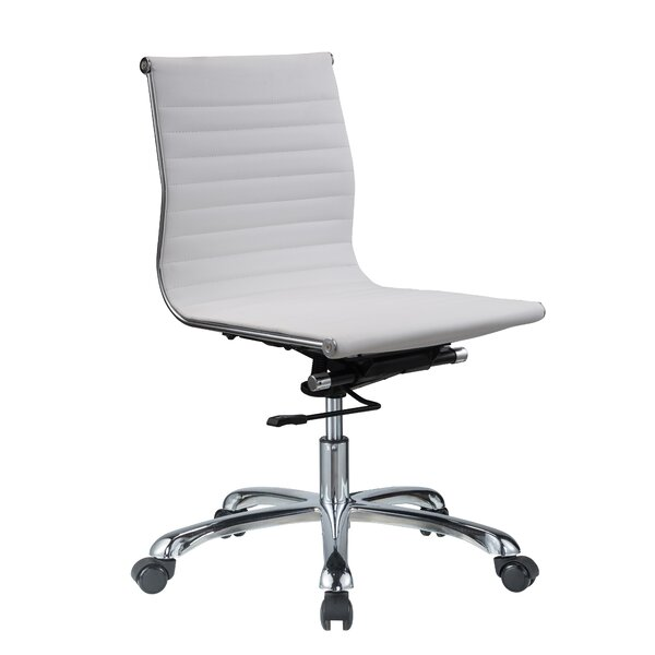 Yang Mid Back Armless Office Chair by Orren Ellis