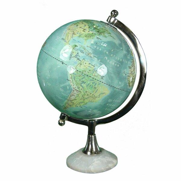 Designed Globe by Winston Porter