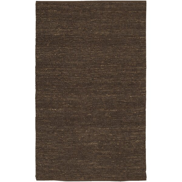 Bonnett Brown Area Rug by Wrought Studio