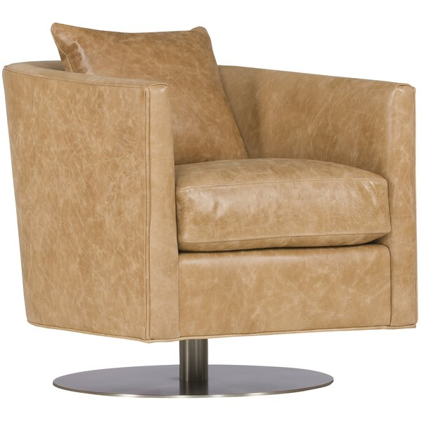Malone Swivel Club Chair by Bernhardt Bernhardt