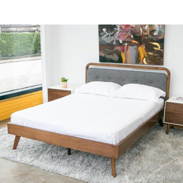 Aalin Upholstered Platform Bed by Corrigan Studio