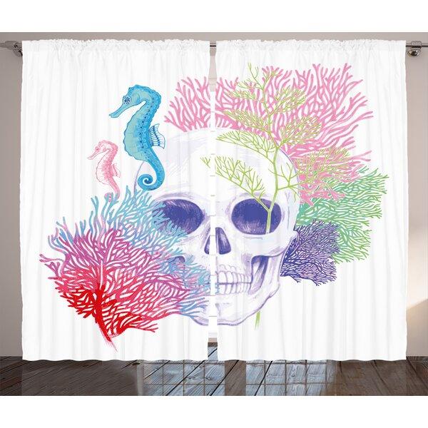 Halloween Ghost Castle Shower Curtain Bathroom Waterproof Fabric /& Bath Mat 2805