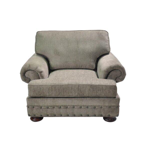 Castanada Stationary Armchair by Fleur De Lis Living