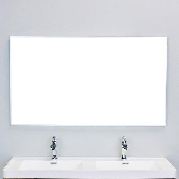 Tinney Bathroom Wall Mirror by Latitude Run