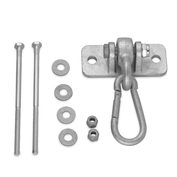 Heavy Duty Swing Hanger Set by Swingan