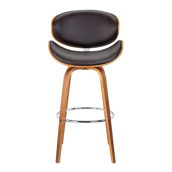 Chagoya Swivel Bar Stool by George Oliver