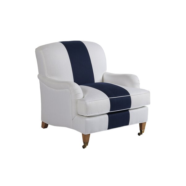 Sydney Armchair by Barclay Butera Barclay Butera