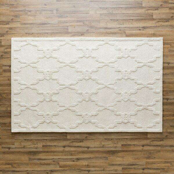 Cabbott Parchment Rug by Birch Lane™