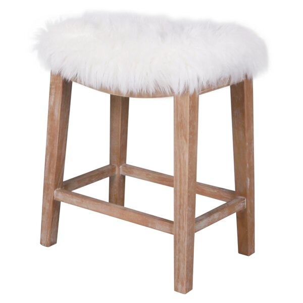 Vidal 25 Bar Stool by Bungalow Rose
