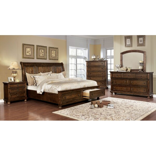 Bette Storage Platform Configurable Bedroom Set by Millwood Pines