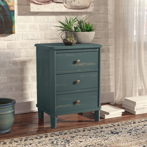 Milani End Table With Storage by Lark Manor