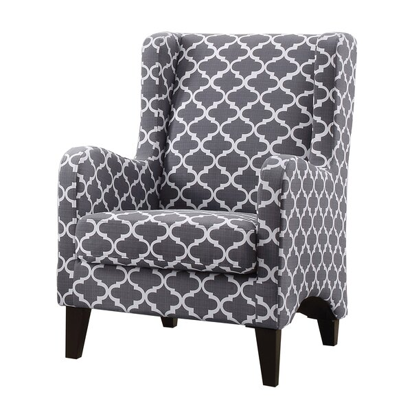 Cohle Armchair by Gracie Oaks