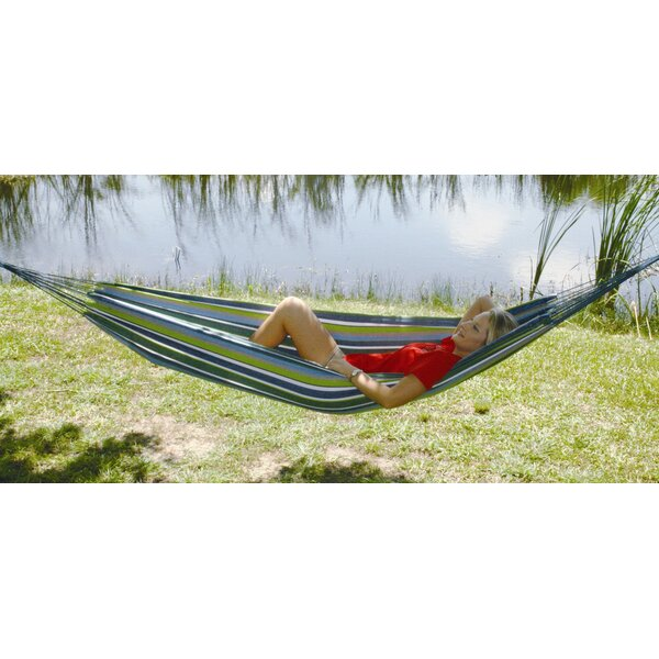 La Paz Cotton Tree Hammock by Texsport