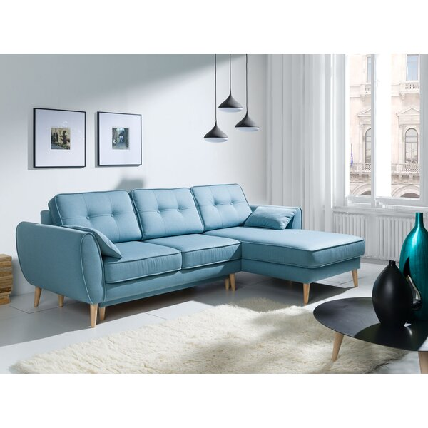 Guillermo Sleeper Sectional By Corrigan Studio