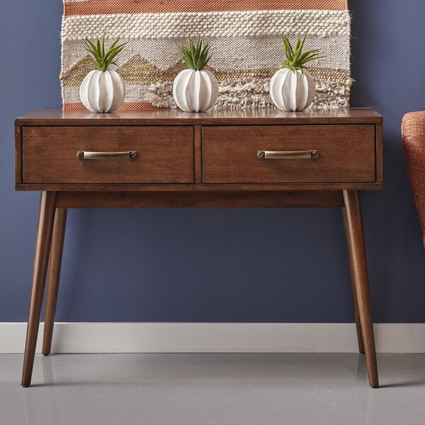 Ripton Mid-Century Modern Console Table by George Oliver