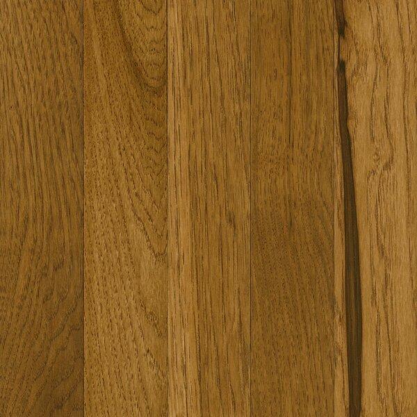 Prime Harvest 5 Engineered Hickory Hardwood Flooring in Sweet Tea by Armstrong Flooring