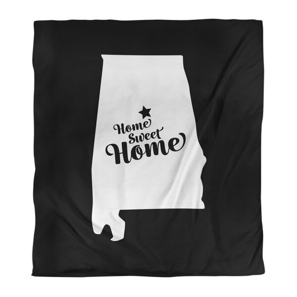 Home Sweet Birmingham Duvet Cover