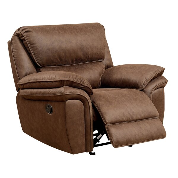 Tello Manual Recliner by Millwood Pines