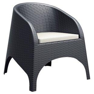 Jayne Indoor/Outdoor Deep Seating Lounge Chair Cushion (Set Of 2)