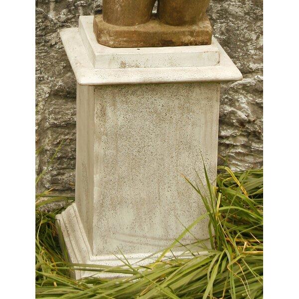 Vendi Pedestal by OrlandiStatuary