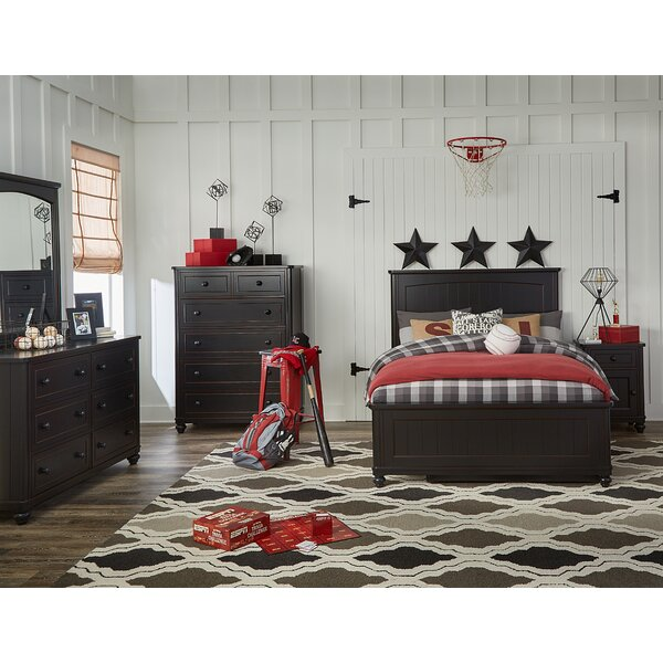 Leyla Platform Configurable Bedroom Set by Grovelane Teen