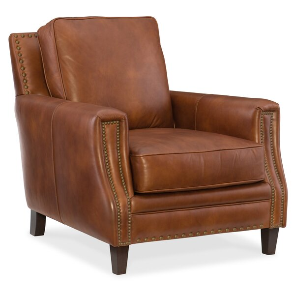 Exton Stationary Arm Chair by Hooker Furniture