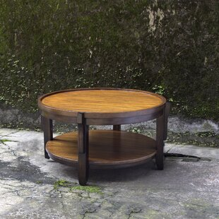 Affordable Eugenie Wooden Coffee Table ByBloomsbury Market