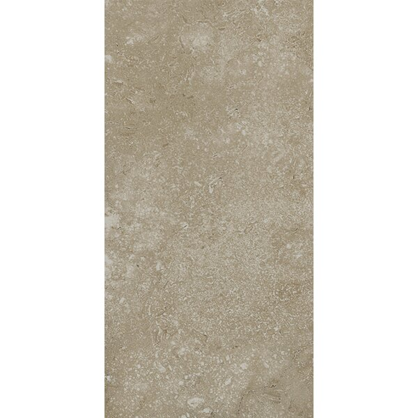Kent 12 W x 24 Porcelain Field Tile in Pale Beige by Parvatile