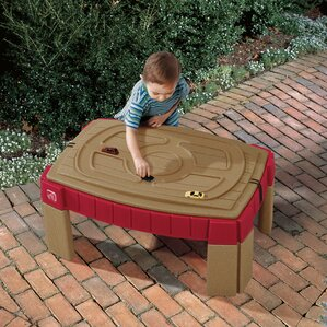 Delightful Naturally Playful Sand Table