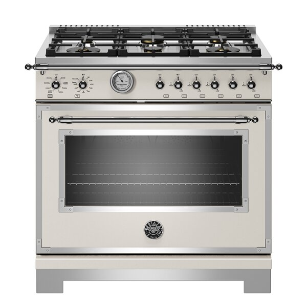 Heritage Series Range 36 5.9 cu ft. Freestanding Gas Range