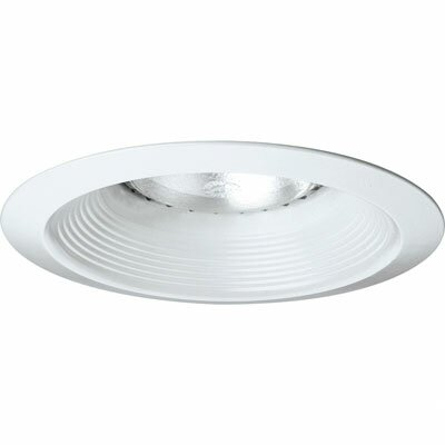 Long Neck Baffle 6 Recessed Trim by Progress Lighting