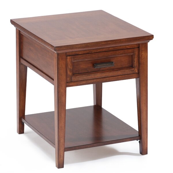 Laverton End Table by Millwood Pines