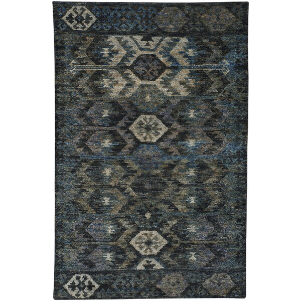 Striation Blue Area Rug by Capel Rugs