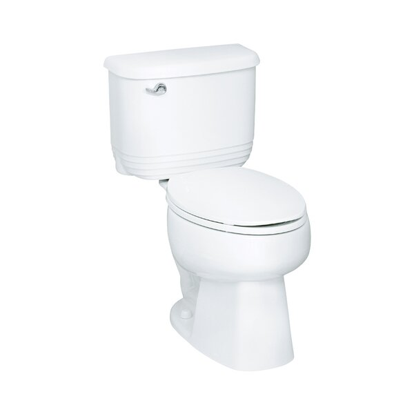 Riverton 12 Rough-in 1.6 GPF Elongated 2 Piece Toilet by Sterling by Kohler