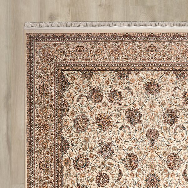 Catarina Cream Area Rug by Astoria Grand