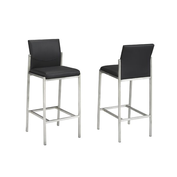 Hager 29 Bar Stool (Set of 2) by Orren Ellis