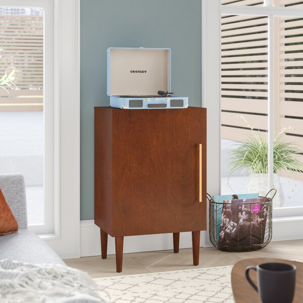 Gardner Record Player Stand by Langley Street